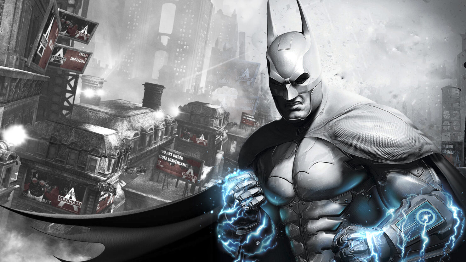 Batman Return To Arkham HD Collection