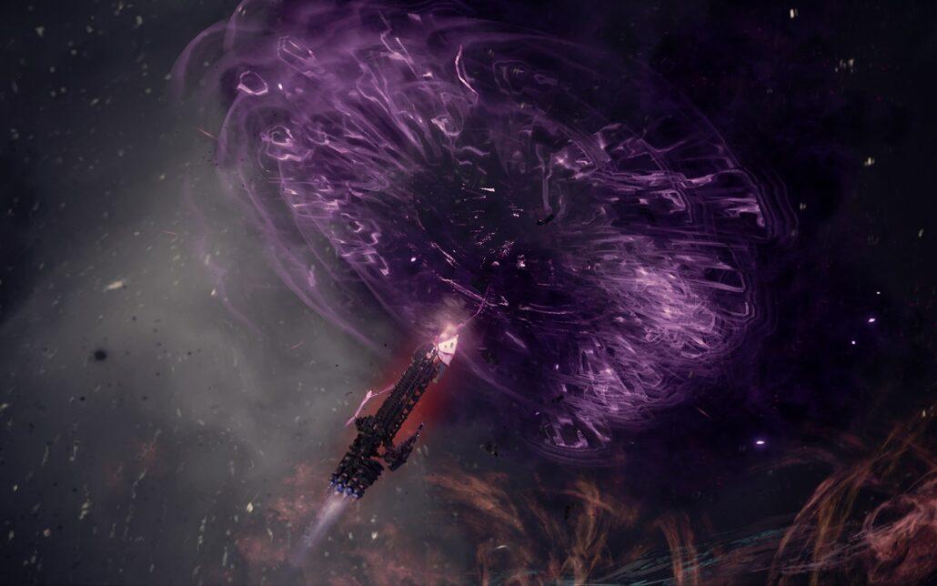 Battlefleet Gothic 01 - Warp