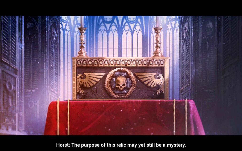 Battlefleet Gothic 03 - The Relic