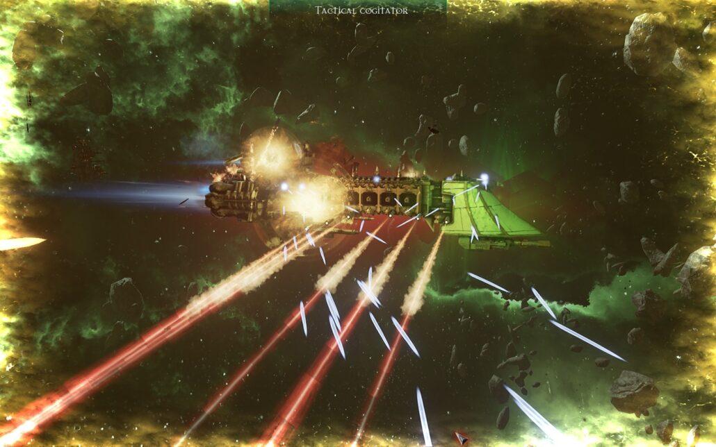 Battlefleet Gothic 04 - It's Over