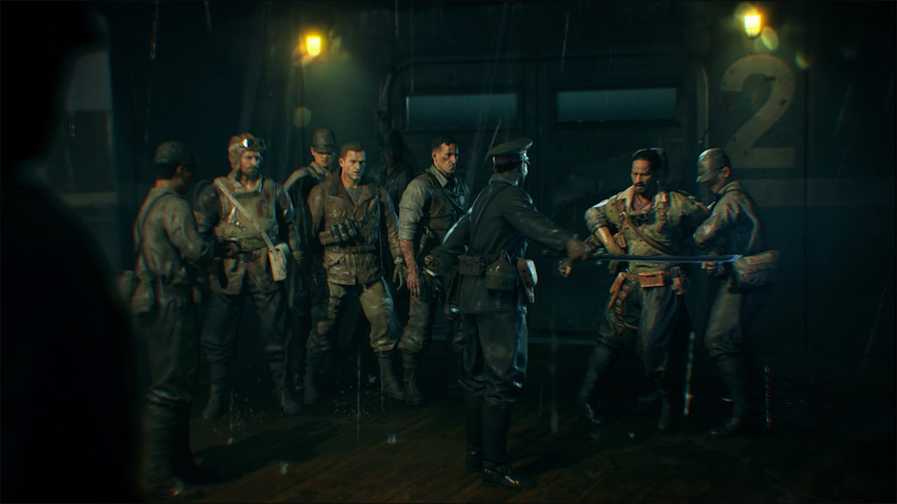 call of duty zombies wallpaper
