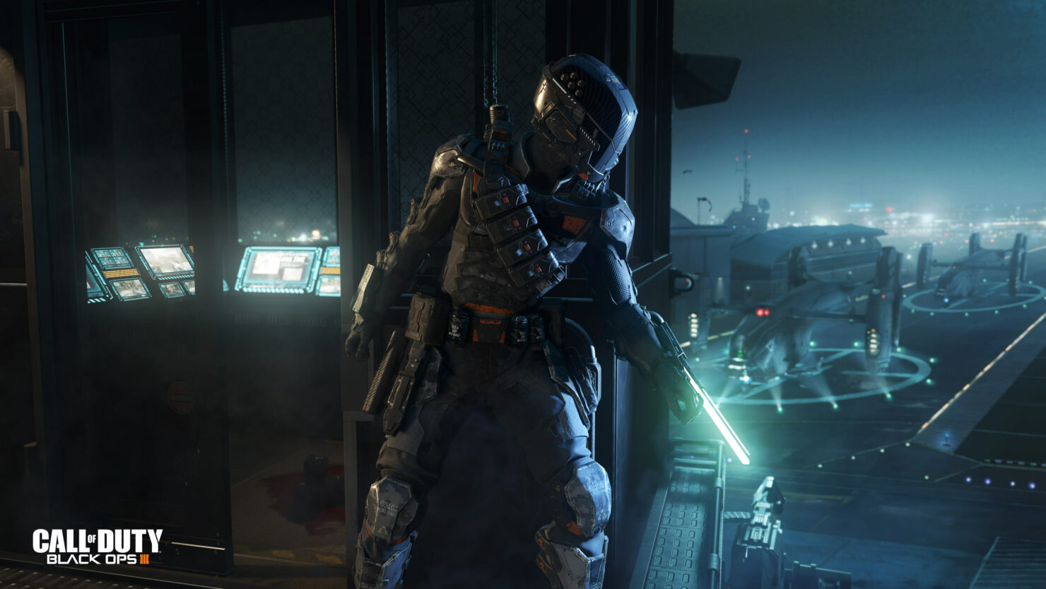 Call of Duty Black Ops 3 modding