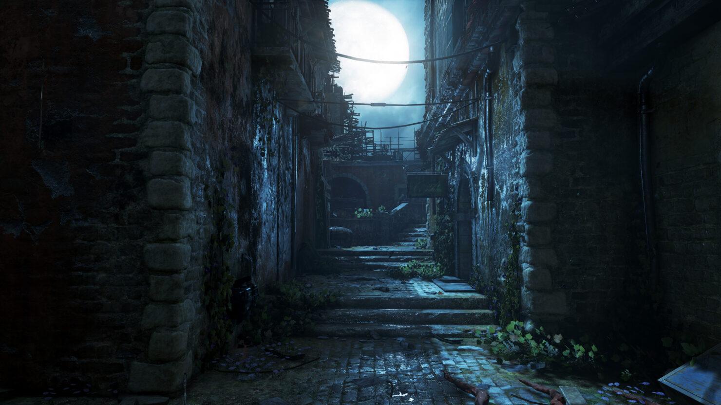 alley-environment