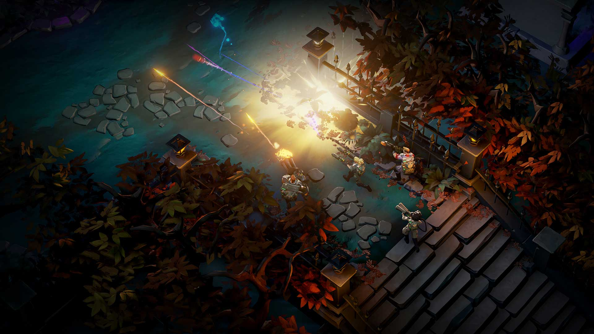 New Ghostbusters Action Rpg Announced Release Scheduled