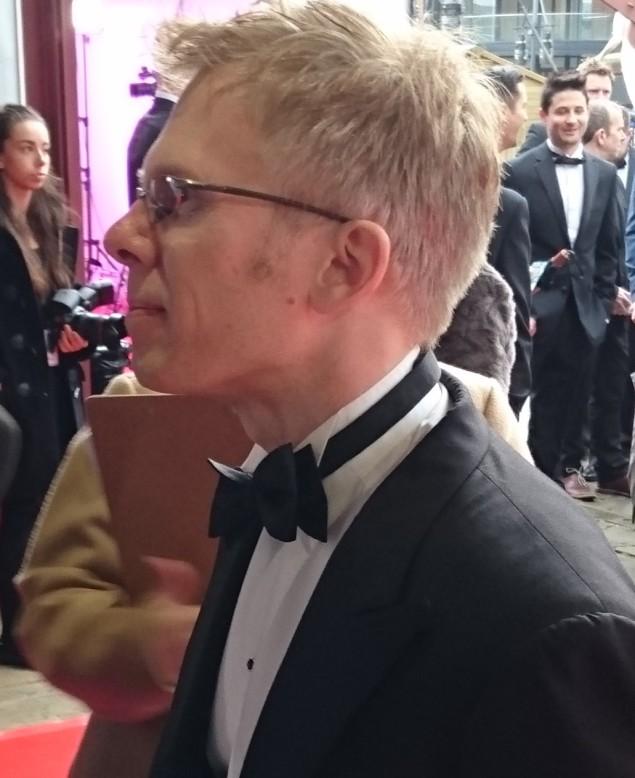 John Carmack on the red carpet...