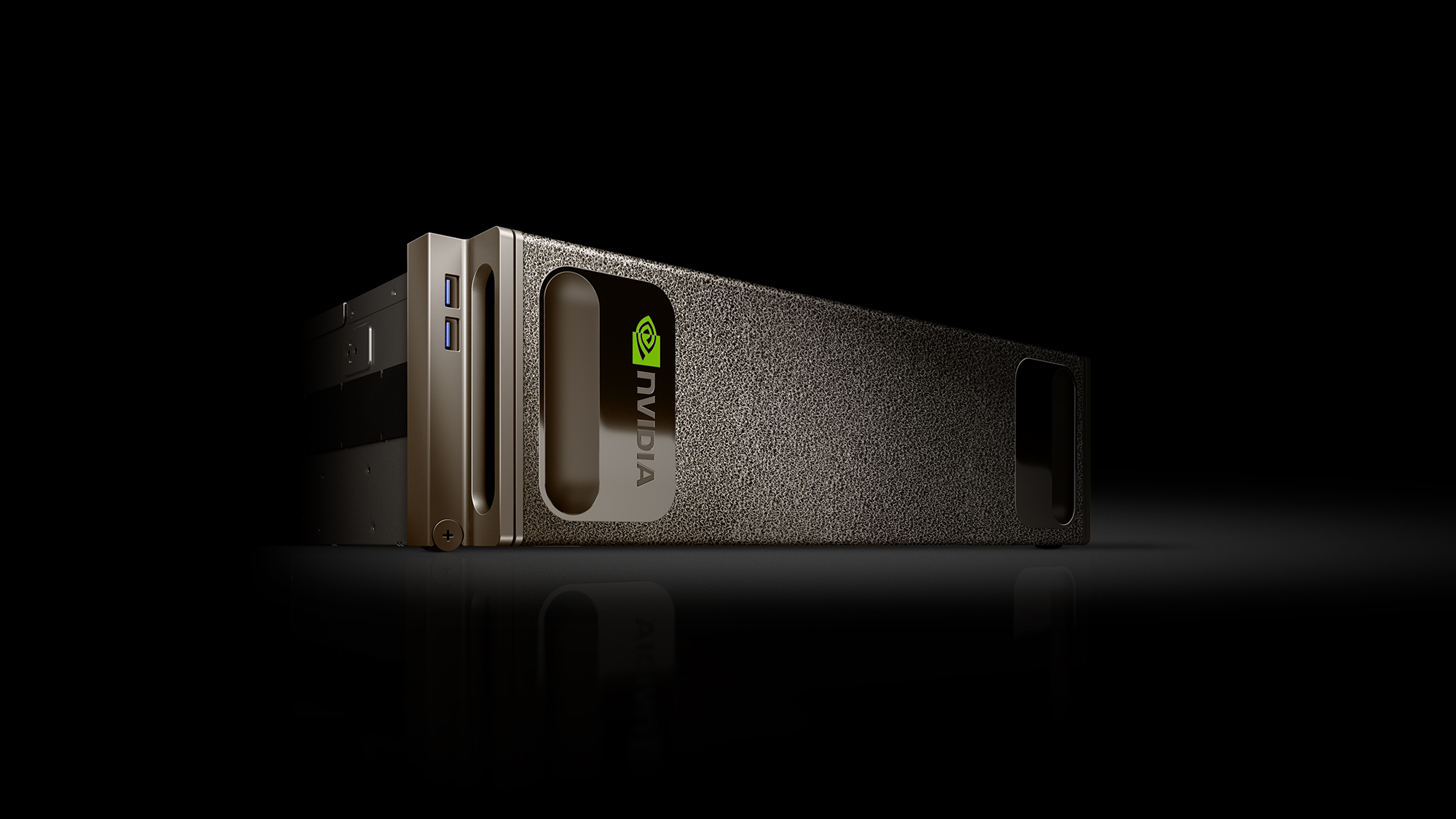 Nvidia Dgx Saturnv Supercomputer With Tesla P100 Launched
