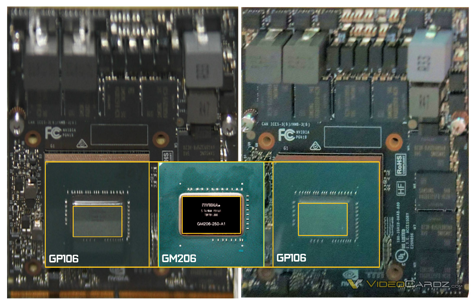 Nvidia's Geforce GTX 1060 Will Rock A 256-bit Bus - GP106 Based, VR