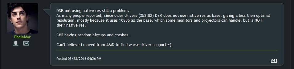 Nvidia Driver Issues Report 5
