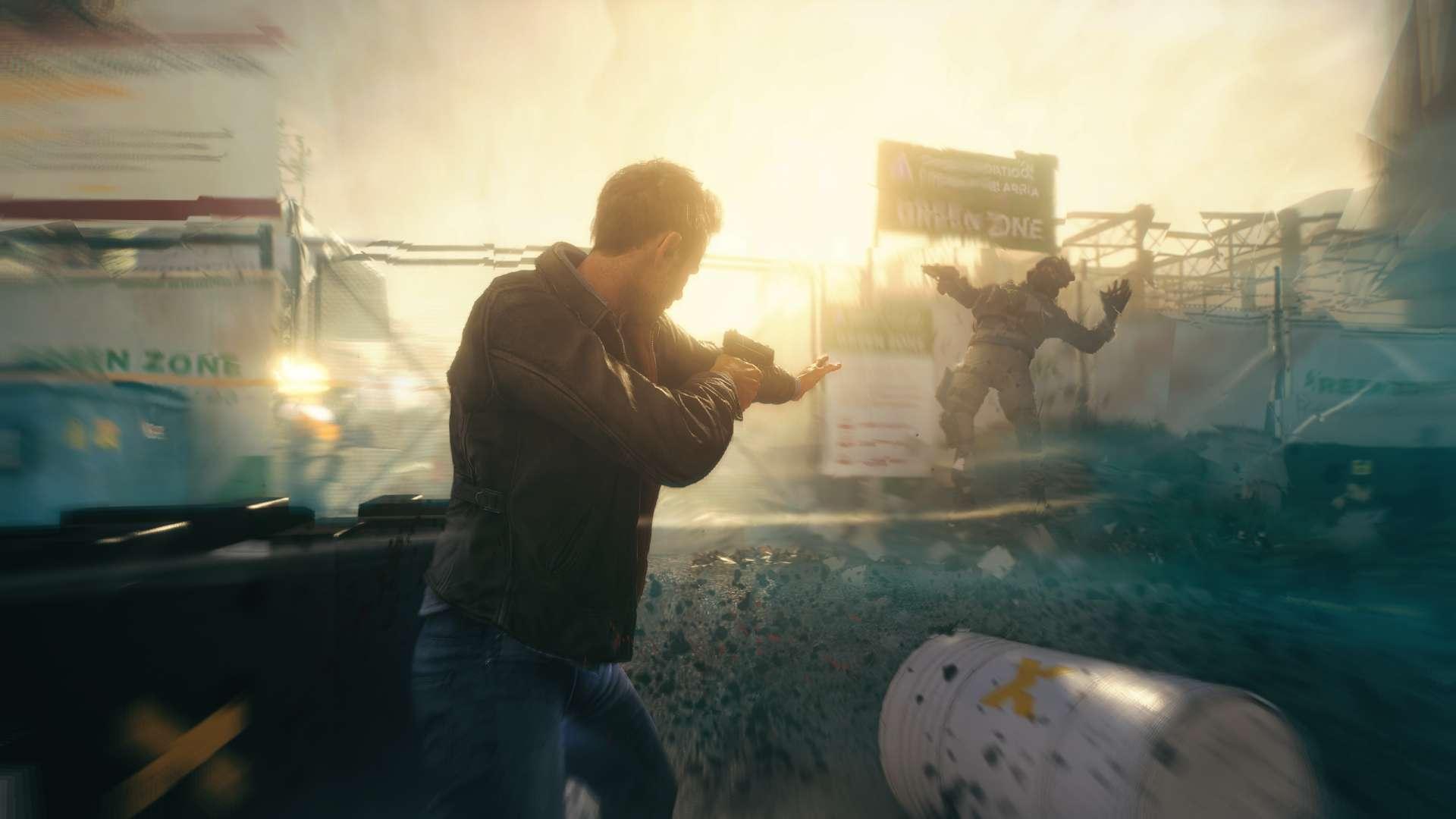 Quantum Break To Get Xbox One X Enhancement