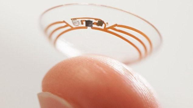 Samsung-smart-contact-lenses