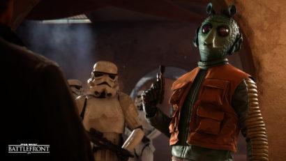 Star Wars Battlefront New Gameplay Video Showcases Berserker