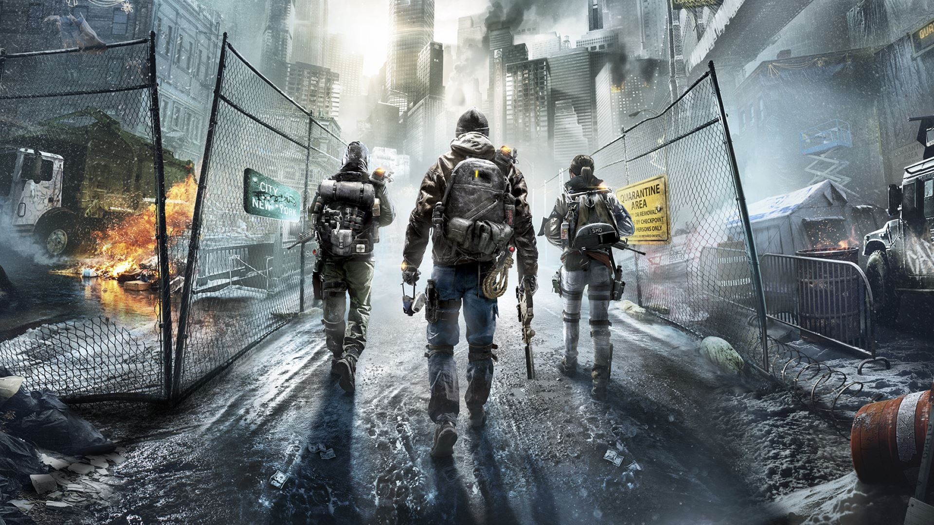 The Division 'Resistance' Update 1.8 Launches Tomorrow, Free Weekend Announced