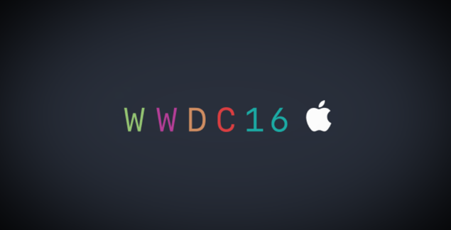 WWDC 2016 official logo
