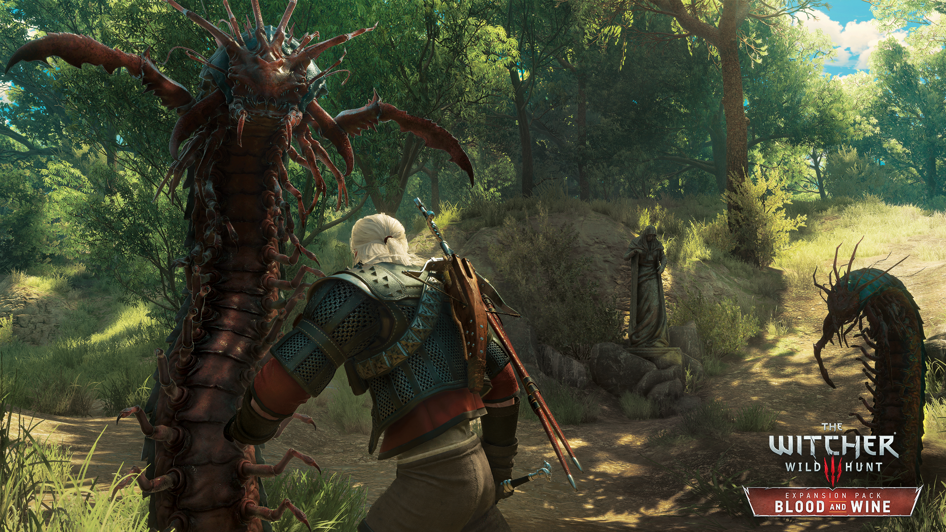 The Witcher 3 Blood And Wine DLC Picks Up 3 Awards At Golden