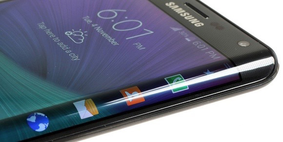 Galaxy Note 6 Could Come With A Curved Edge Screen – Only One Variant Expected