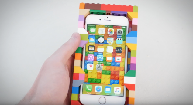 iPhone 6s Lego Case