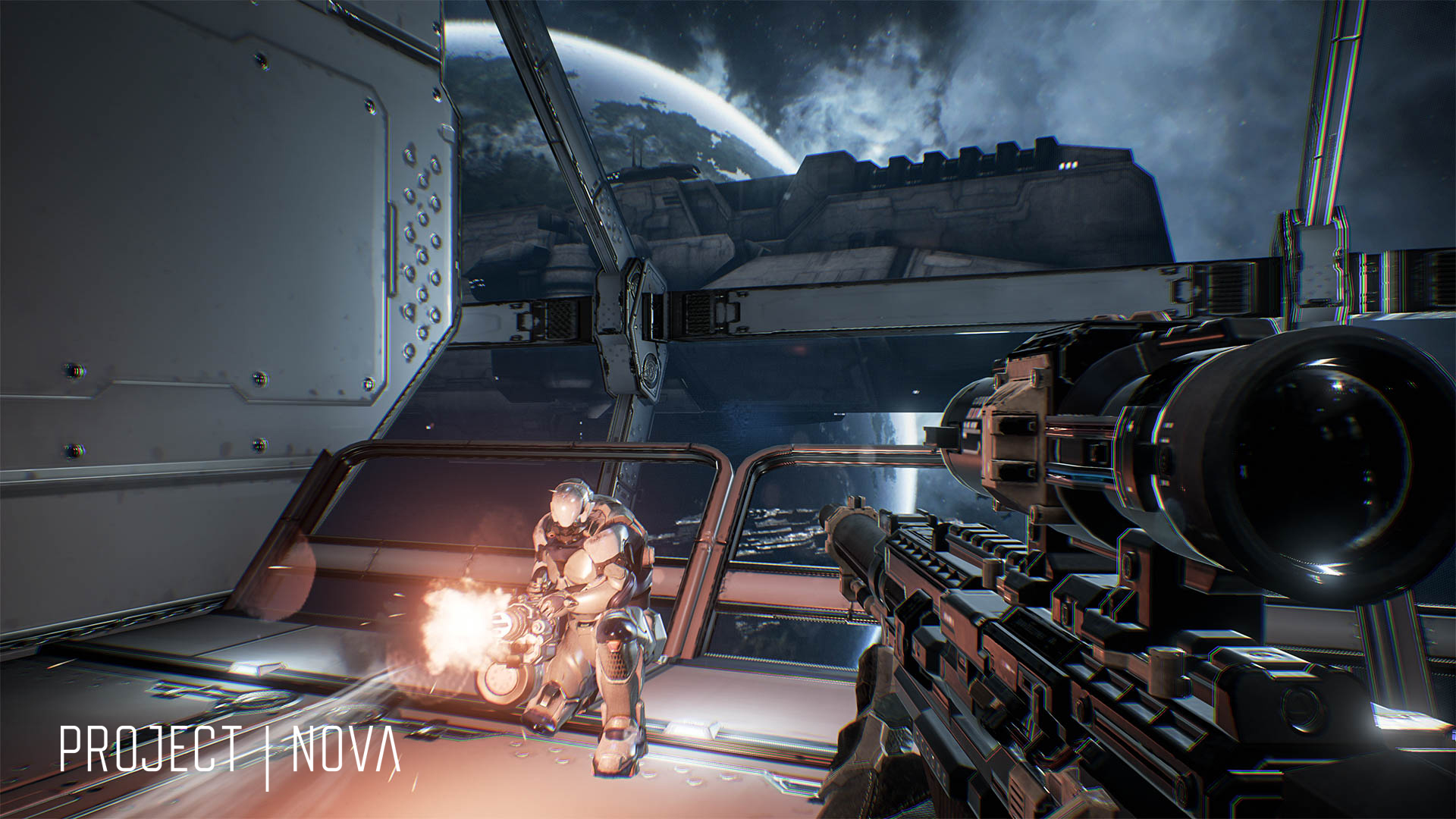 Htc Vive System Requirements >> Project Nova Is CCP's New F2P FPS Set in EVE's Universe