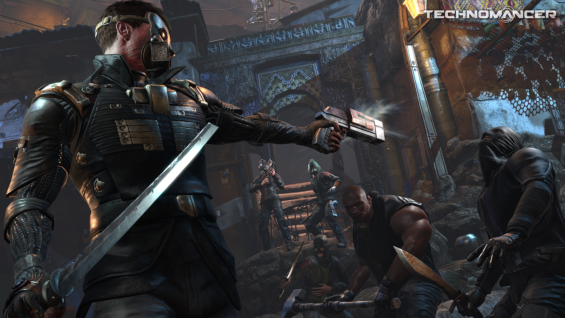 UPDATE - Not Locked After All] The Technomancer Locked
