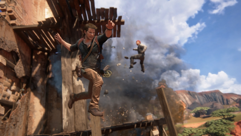 Uncharted 4 Is the Series' Longest Game & the Most Varied ...