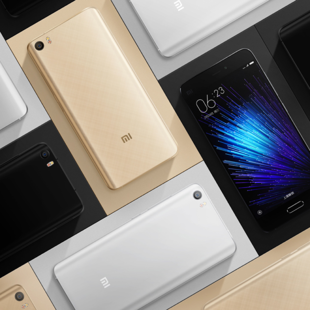 Xiaomi Mi5 Gold Edition, one of the most attractive smartphones of 2016 will go on sale starting April 29 and will be extremely affordable compared to others