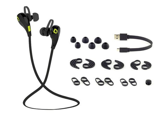 MMOVE Stereo Bluetooth Earplugs