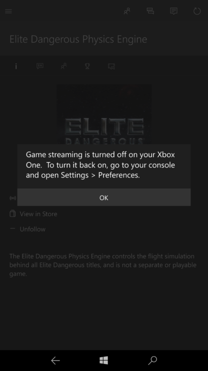 Xbox Beta App Hints At Xbox One Game Streaming From Console