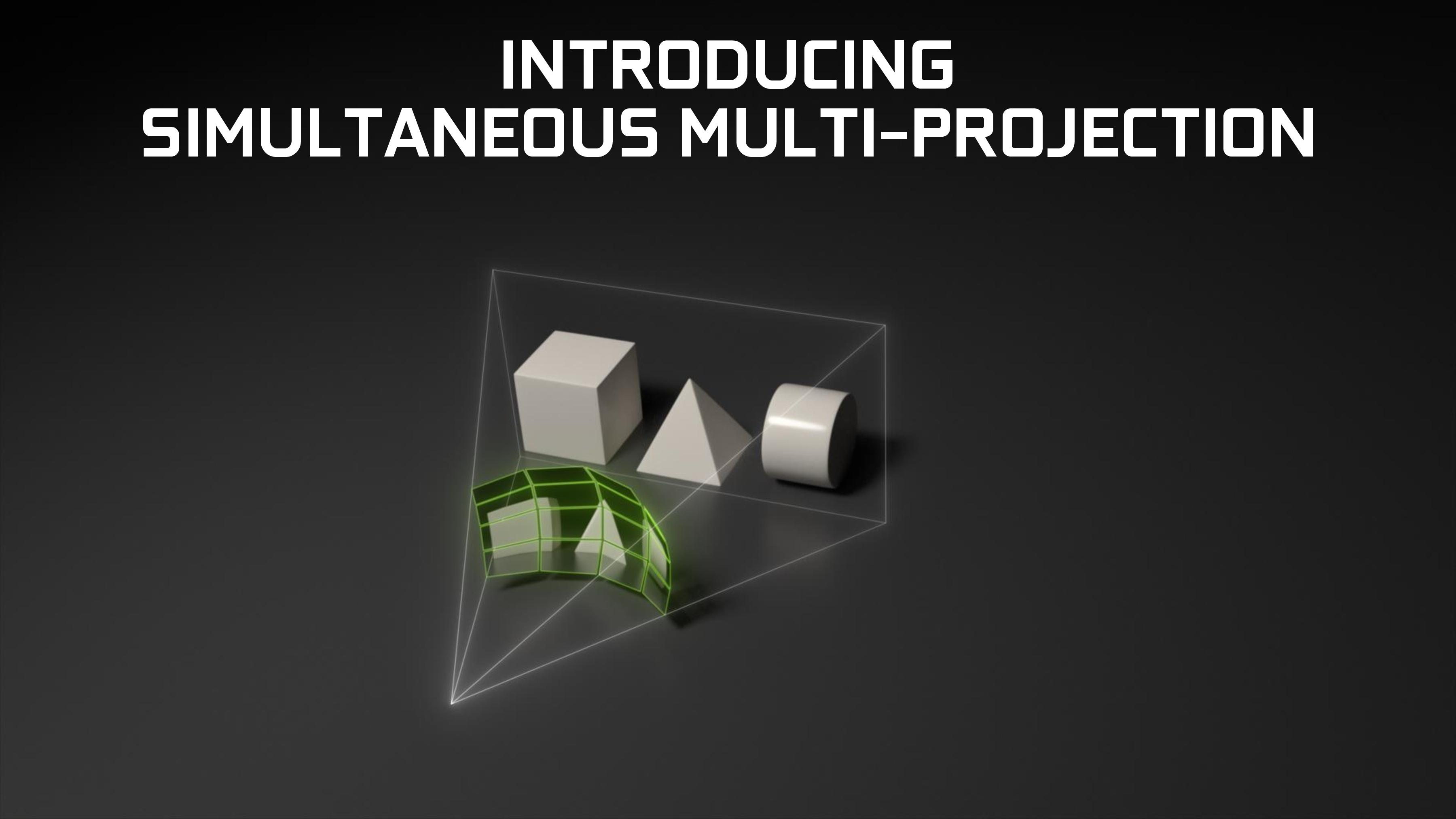 Here\'s How NVIDIA\'s Simultaneous Multi-Projection Can Benefit 4K Gaming