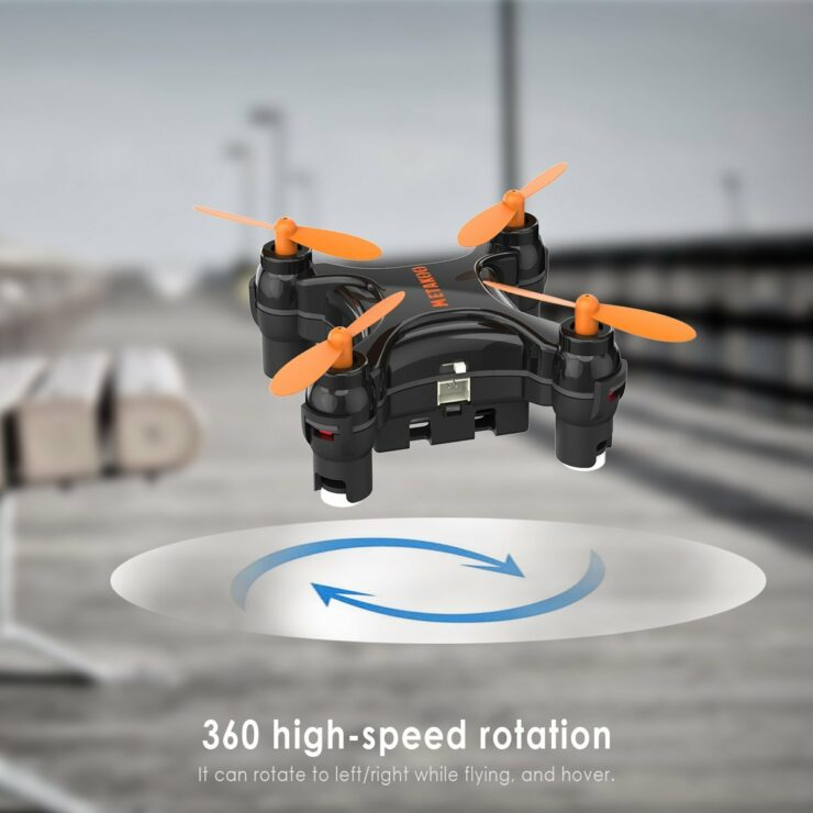 Metakoo Bee Happens To Be The World's First Mini Rc Quadcopter With Programmable Flipping Functions