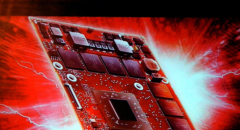AMD Radeon 400 Series Mobility GPUs Confirmed - R9 M485X, R9 M470X