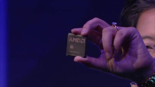 AMD Zen Summit Ridge Processor