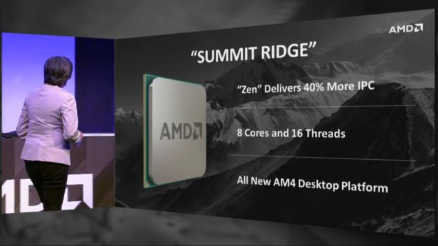 AMD Zen Summit Ridge Processor_1