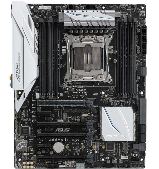 ASUS X99 A-II Motherboard