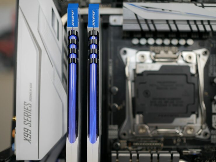 ASUS X99 Motherboards For Broadwell-E Unveiled - ROG STRIX X99