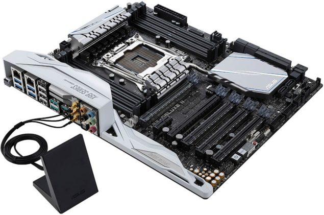 ASUS X99 Deluxe-II Motherboard