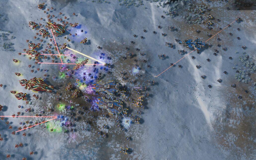 Ashes of the Singularity 01 - Benchmark