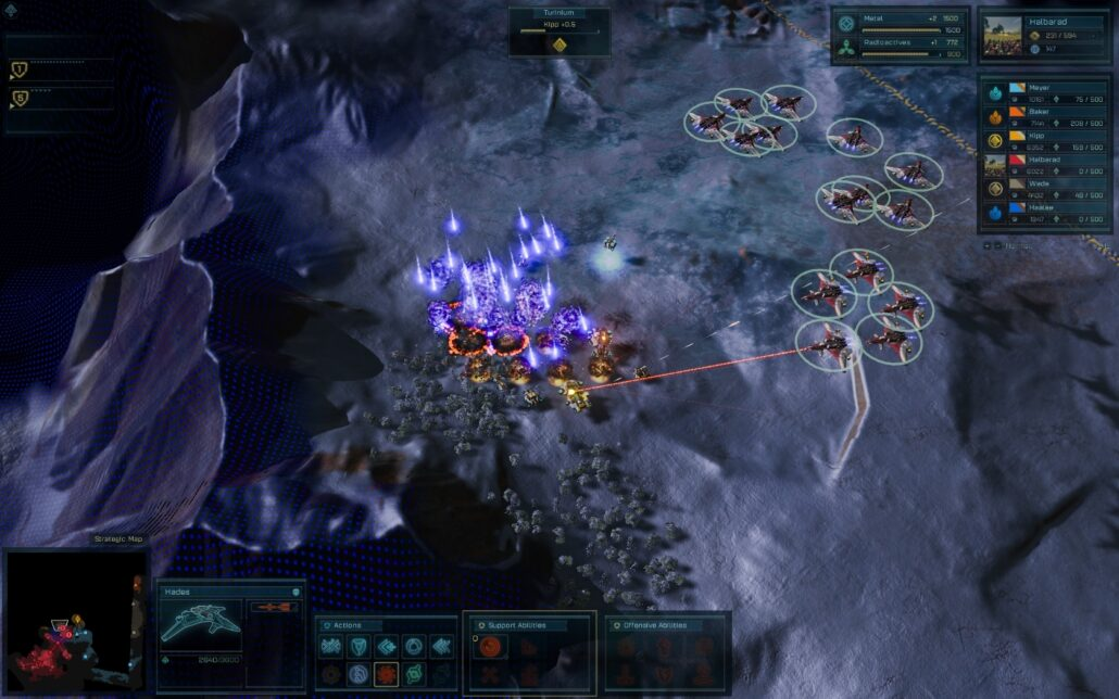 Ashes of the Singularity 02 - Aerial Strike