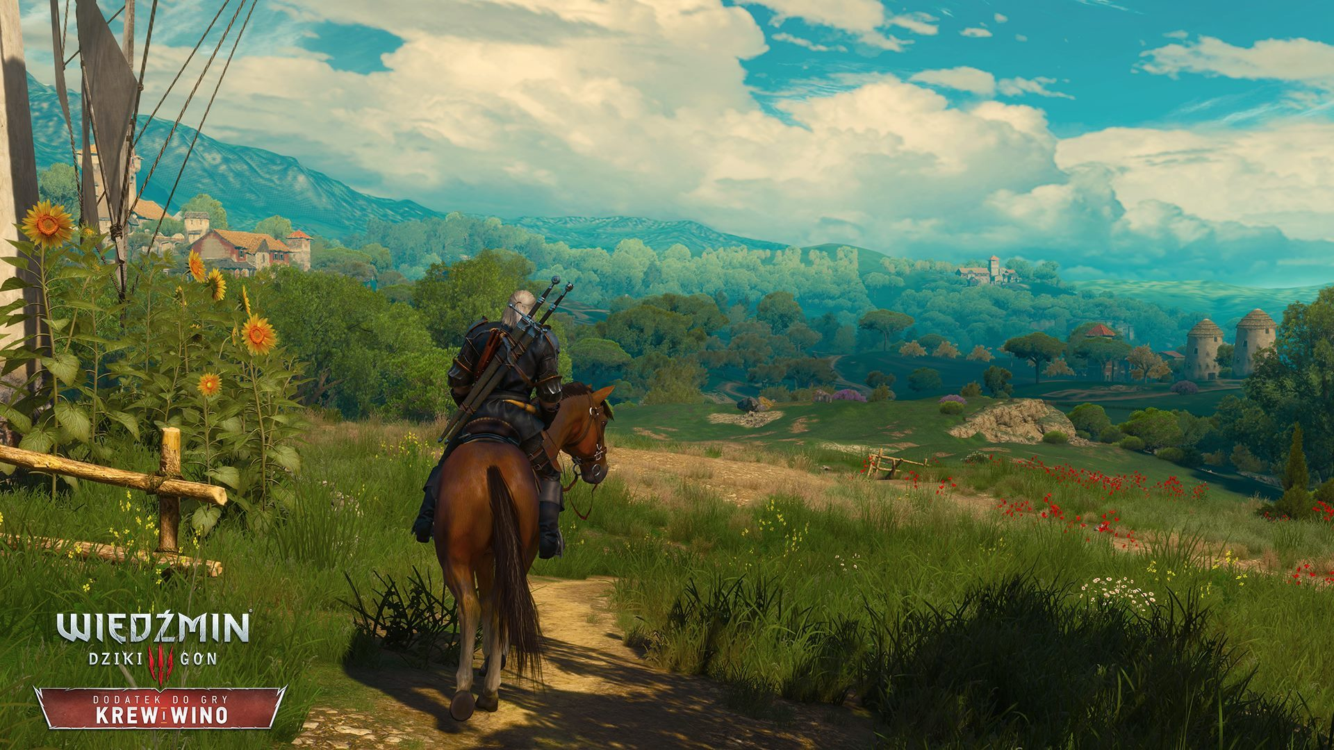 The Witcher Iii Blood Wine Showcased In Ten New Gorgeous Screenshots