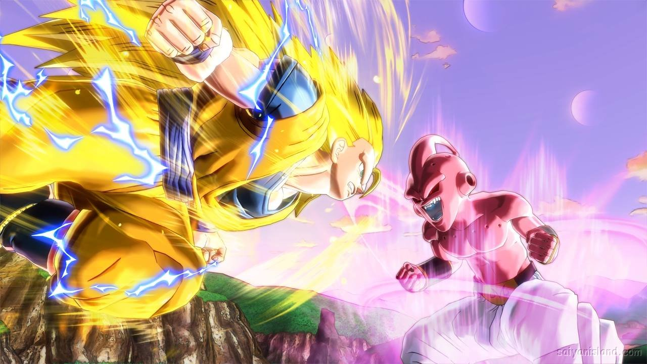 Image Result For Dragon Ball Xenoverse