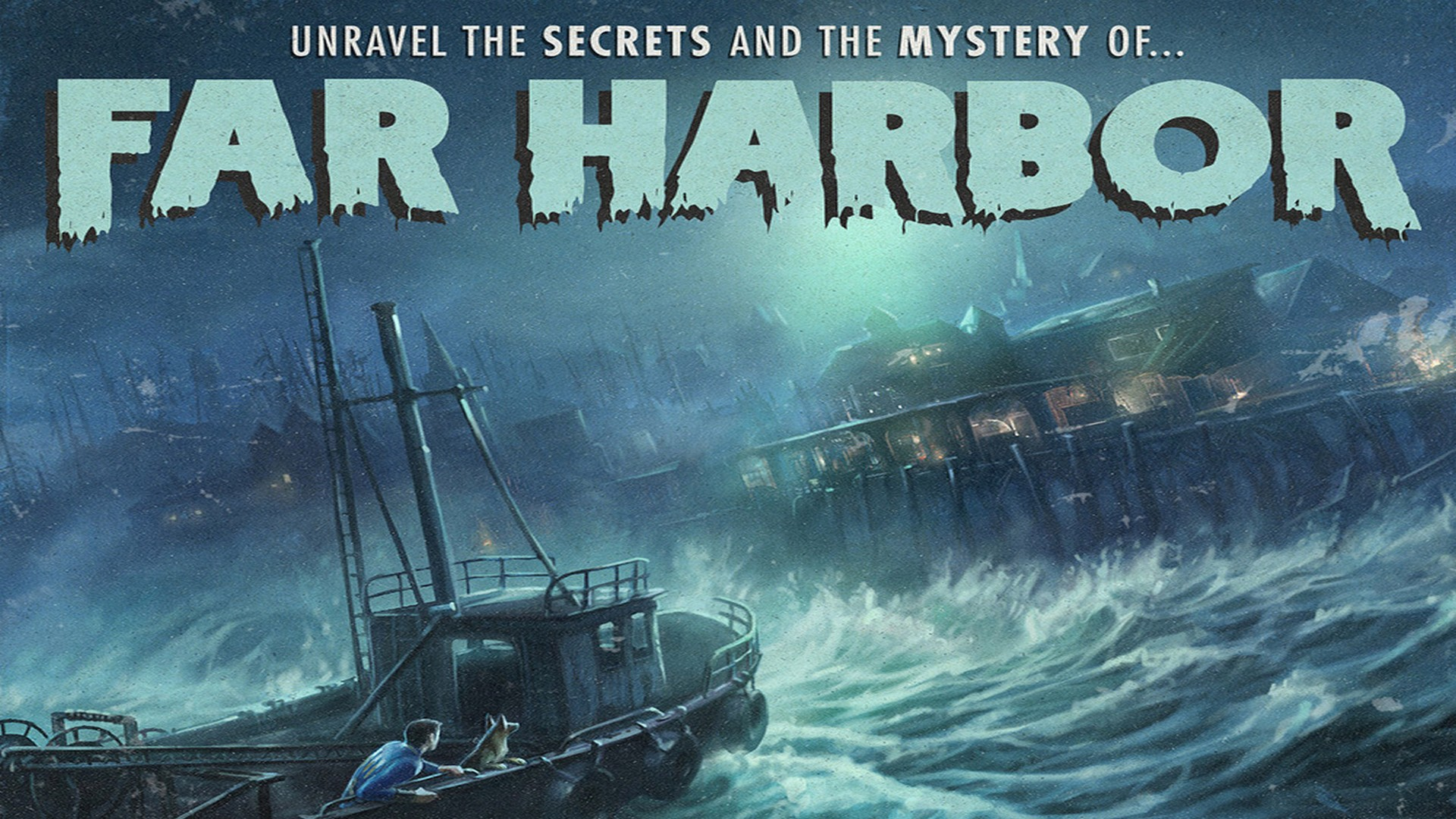 Fallout 4 Far Harbor Dlc To Last About 20 Hours Testers It S