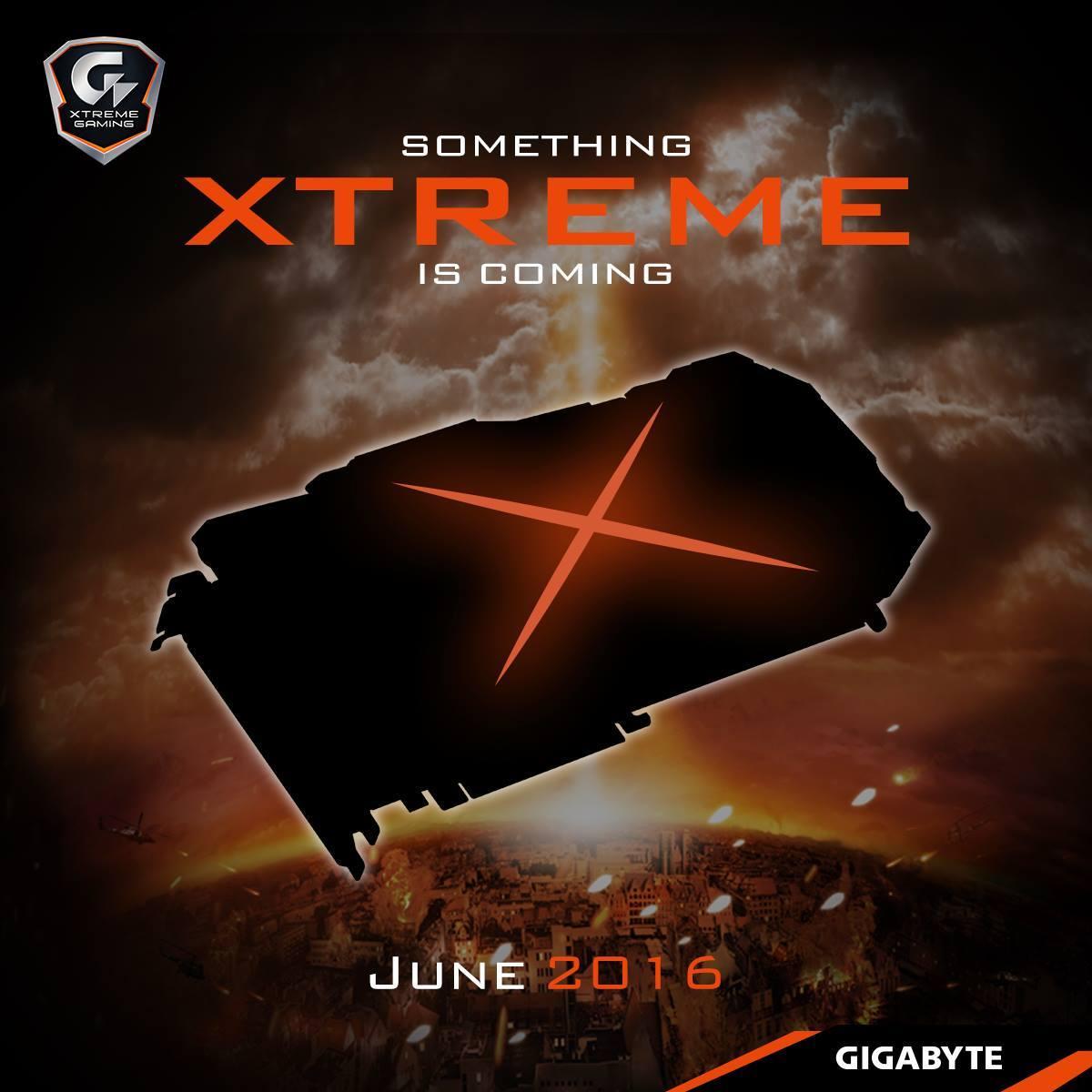 Nvidia GeForce GTX 1080 Gigabyte XTREME