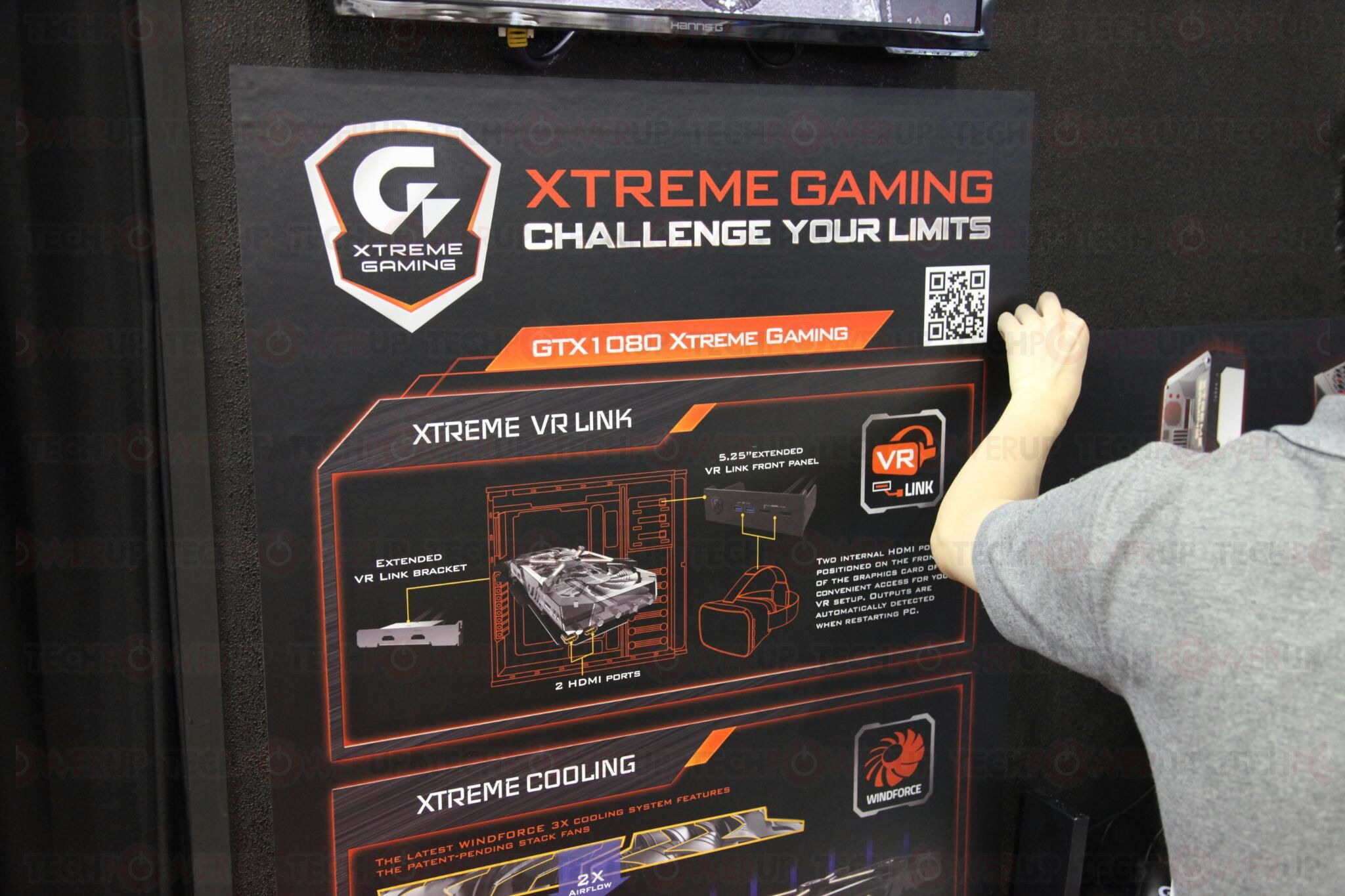 GIGABYTE GeForce GTX 1080 XTREME Is The GPU You Need For VR