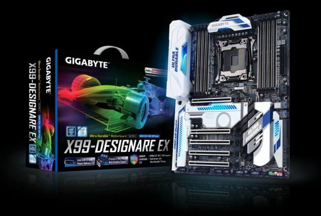 Gigabyte X99 Designare EX_1