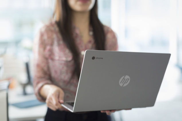 HP Chromebook 13's Highest Configuration Sounds More Like A Laptop On Steroids