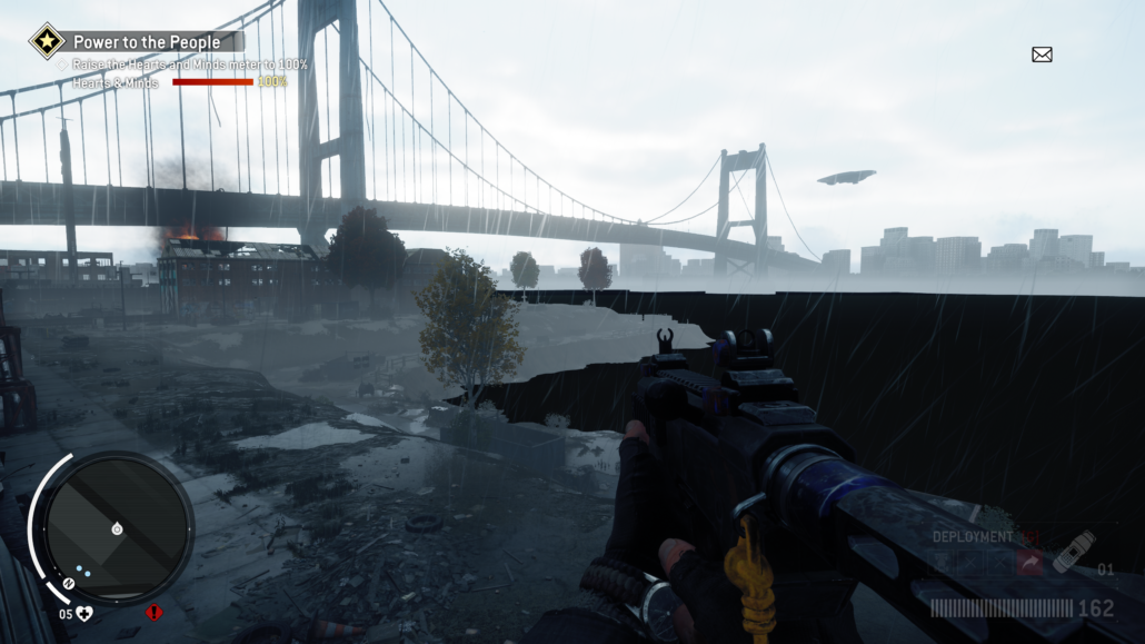 Homefront The Revolution_Render_Bug