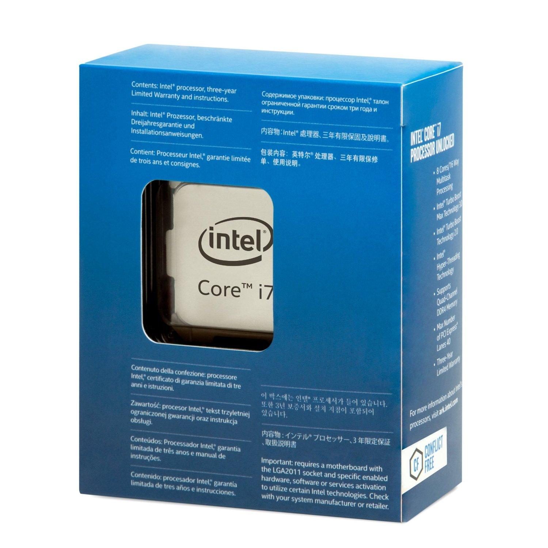 Intel Unleashes Broadwell-E Core i7-6950X, Core i7-6900K and Core i7-6800 Series Processors ...