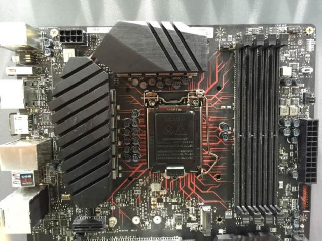 MSI Z270 Anniversary Motherboard_1