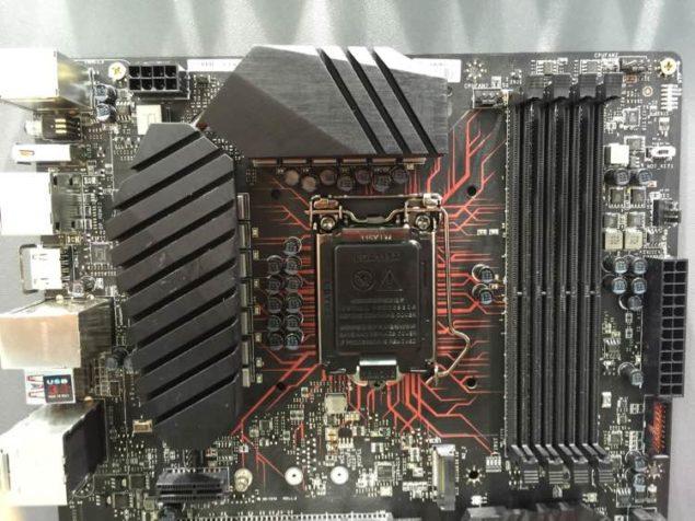 MSI Z270 Anniversary Motherboard_1