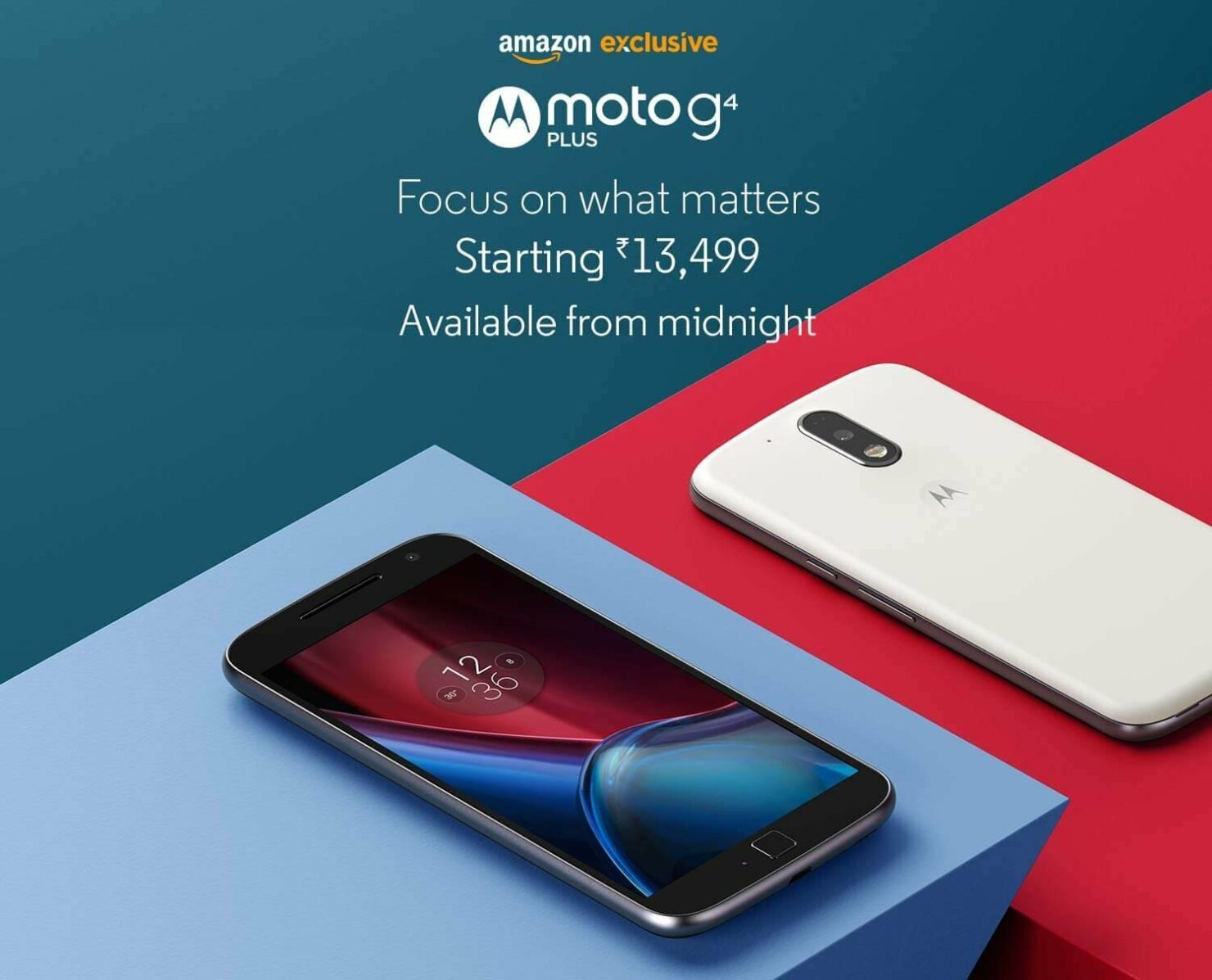 Moto G4 And Moto G4 Plus Have Officially Been Announced – Offer Consumers A Vast Number Of Hardware Options
