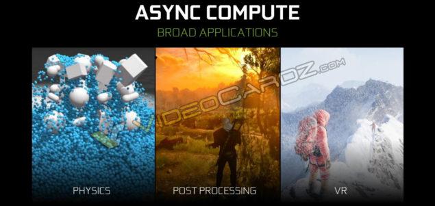 NVIDIA GeForce GTX 1080_Async Compute