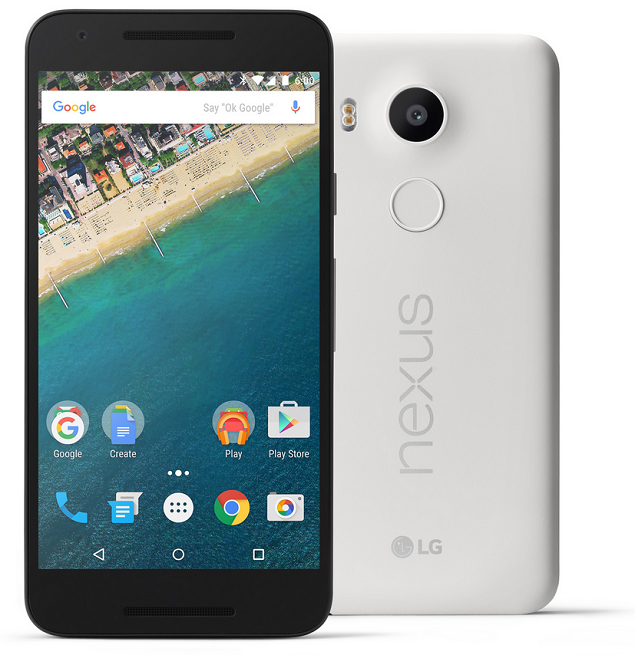 Nexus 5X Video Shows The Device Running Windows 10 Mobile